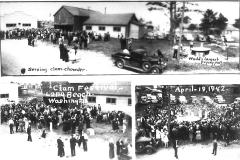 1947 Razor Clam Festival