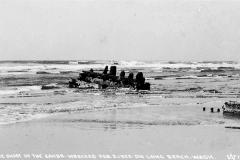 1925 Ghost of a Shipwreck