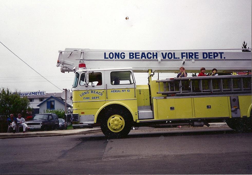 Long Beach Wa Loyalty Day Parade