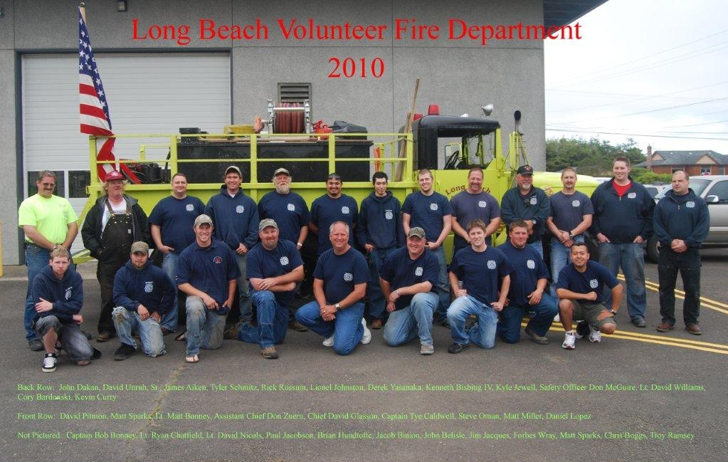 2010 Annual Fire Picture